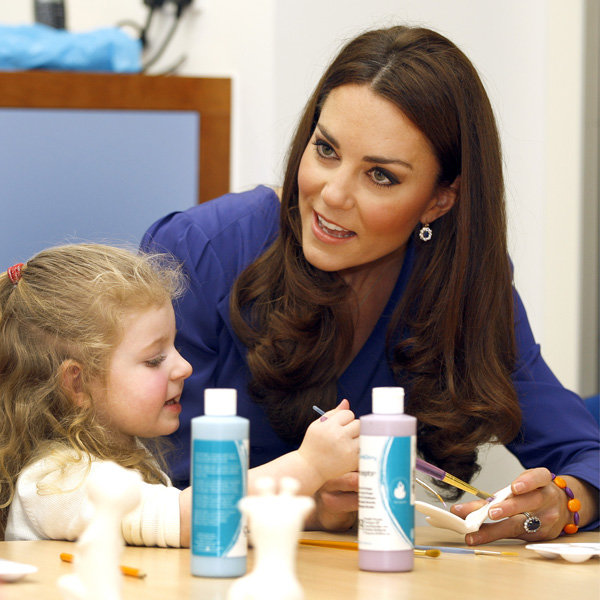 Kate Middleton to visit children's hospice on wedding anniversary