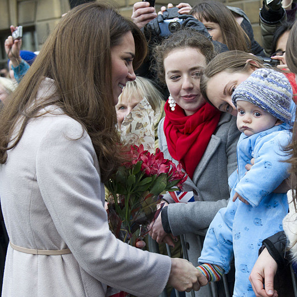 Kate Middleton to name her baby after member of the Royal family?