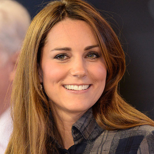 Kate Middleton changes her hair colour for a lighter brown!