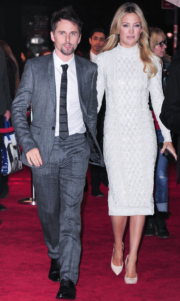 Kate Hudson wows in Jenny Packham at The Reluctant Fundamentalist film premiere