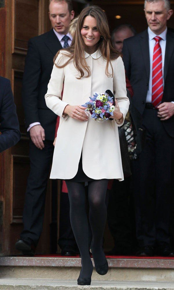 Kate Middleton tops Cheryl Cole in celebrity wardrobe poll