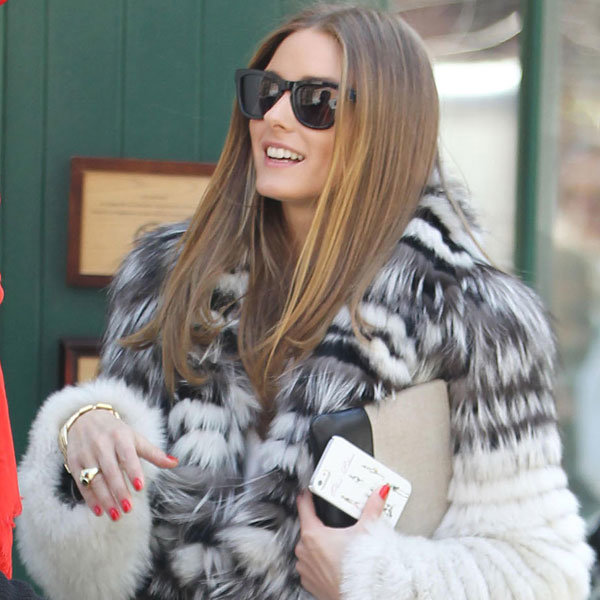 Olivia Palermo does laid-back chic out with Johannes Huebl