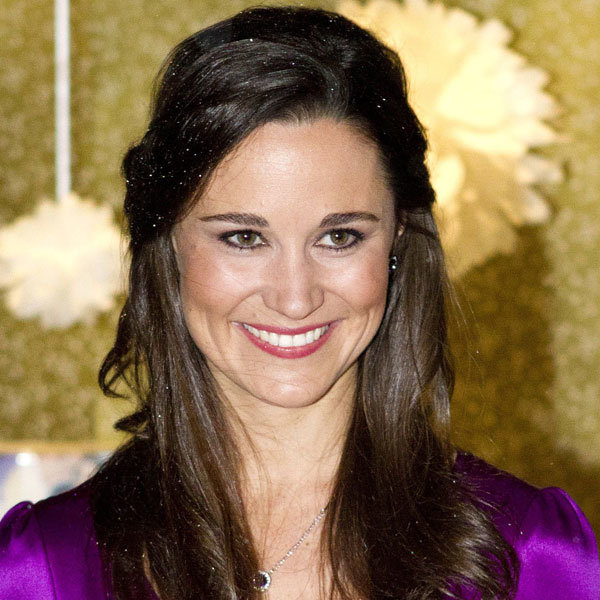 Pippa Middleton wears Beulah dress for a friend's wedding