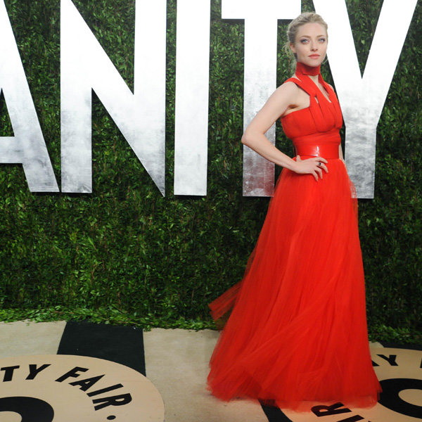 Amanda Seyfried is the new face of Very Irresistible Givenchy