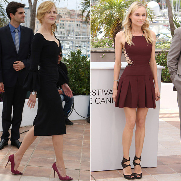 Diane Kruger vs Nicole Kidman: Which Cannes juror had the best wardrobe?