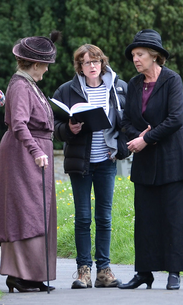 Downton Abbey Season 4 pictures revealed
