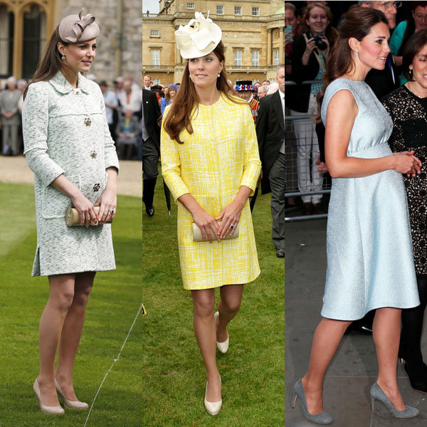 What will pregnant Kate Middleton wear to the Queen's Coronation party?