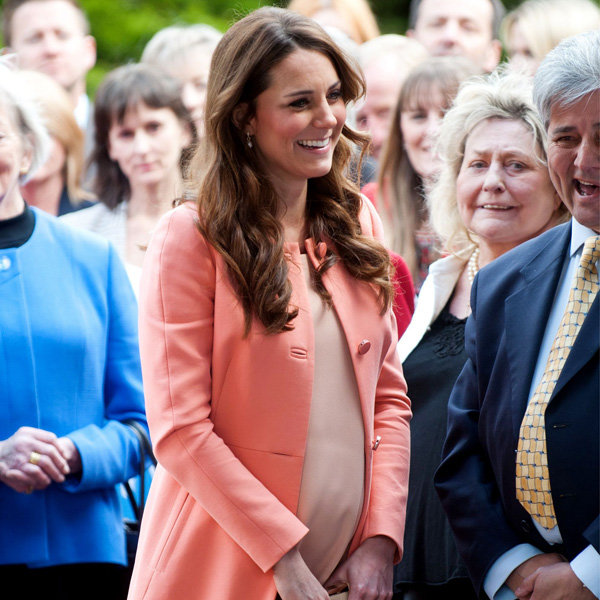 Kate Middleton cuts down on royal duties as due date nears