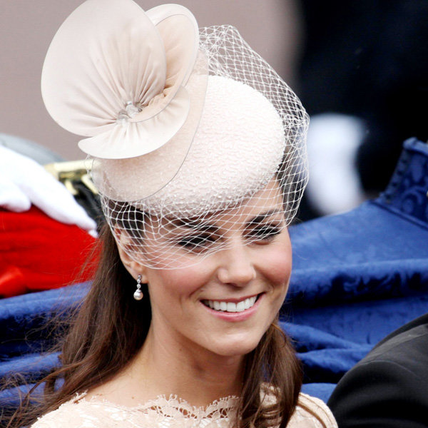 Kate Middleton's milliner talks style recycling
