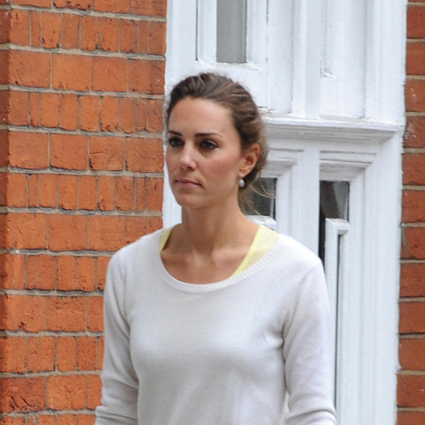 Kate Middleton shops for home décor in London's Chelsea