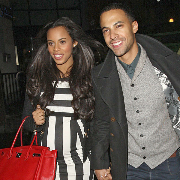 Rochelle Wiseman and Marvin Humes welcome baby girl