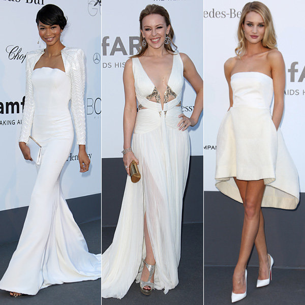 Cannes 2013: Why everyone's wearing white