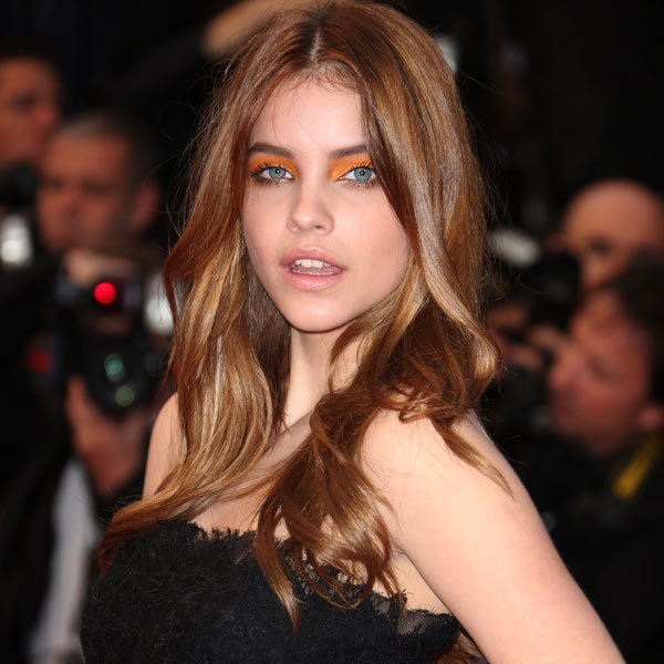 InStyle chats to Barbara Palvin, L'Oréal spokesmodel, at Cannes 2013