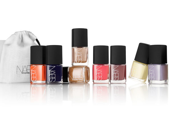 WIN Pierre Hardy for NARS nail polish duos with #InStyleVIP