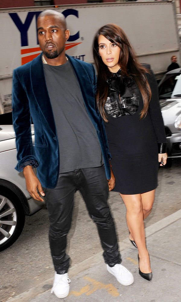 Kanye West whisks Kim Kardashian away to Paris