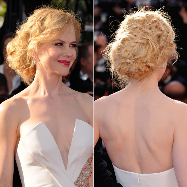Nicole Kidman's Cannes hairstyle diary!