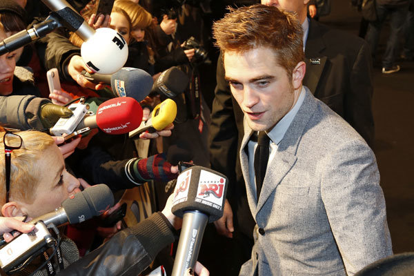 5 Reasons we love Robert Pattinson…