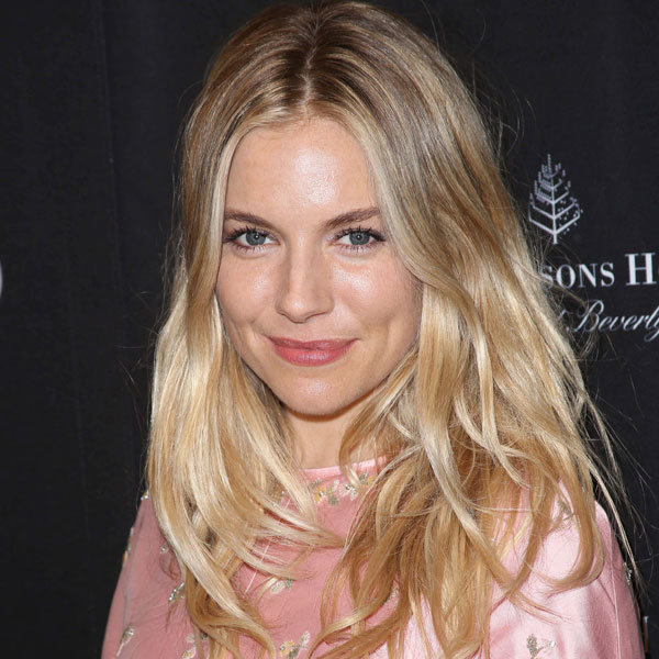 Get Sienna Miller's beach waves