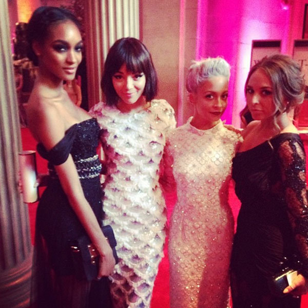 Topshop rules the Met Ball red carpet!