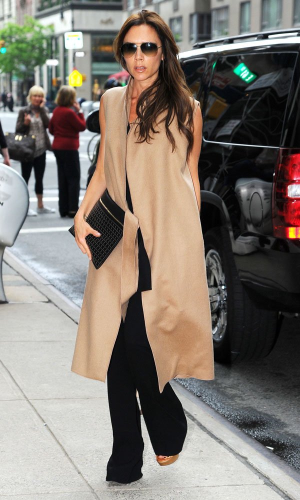 Victoria Beckham continues her New York style parade