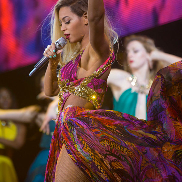 Beyonce to launch fragrant reminder of her Mrs Carter Show World Tour