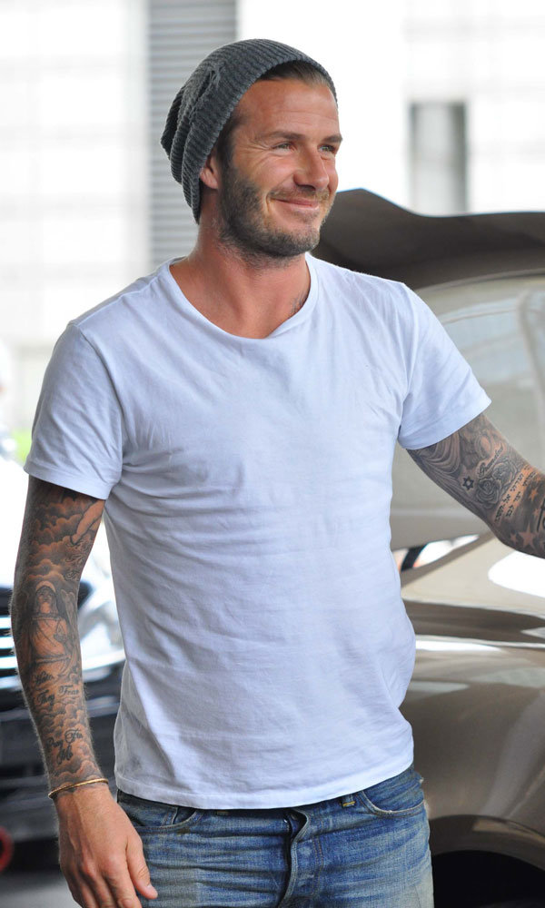 David Beckham takes on a new role!