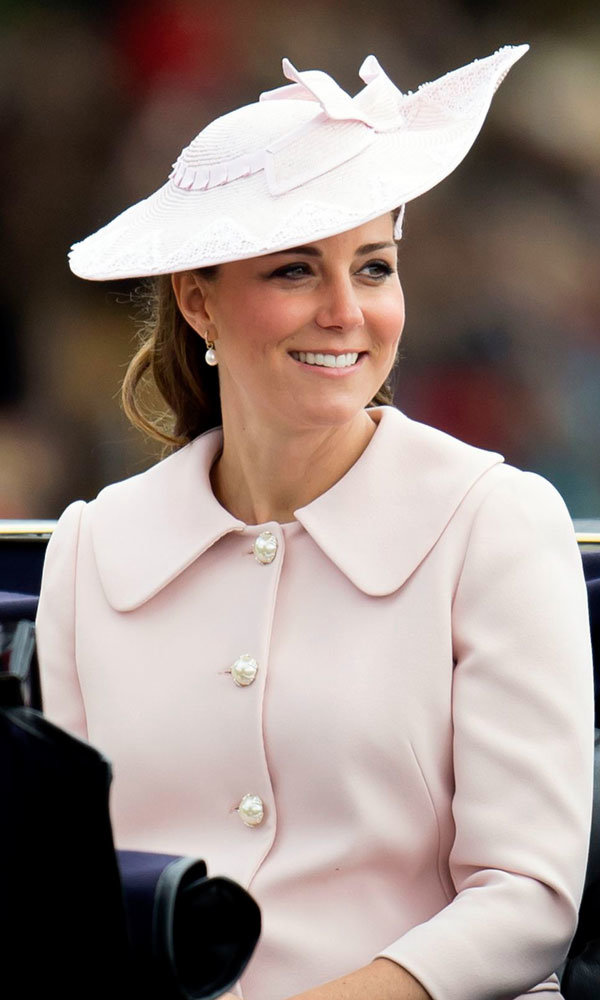 How is Kate Middleton preparing for the royal birth?