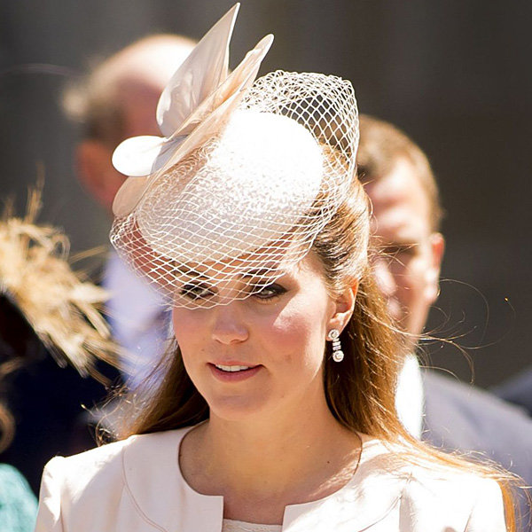 Kate Middleton and Royal ladies give us a millinery masterclass