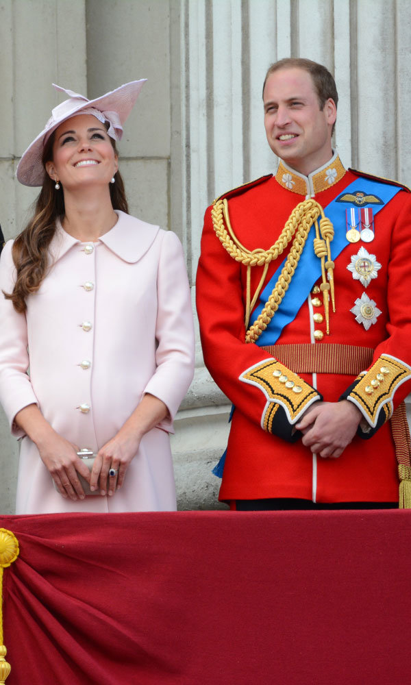 Could Kate Middleton and Prince William be parents early?