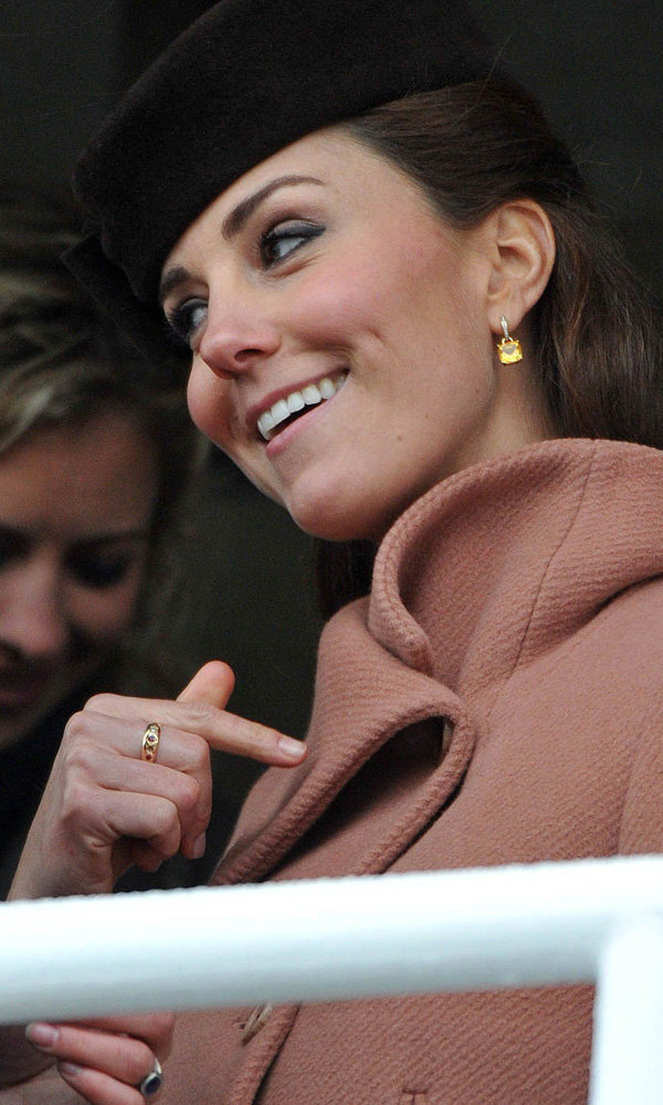 Kate Middleton consents to race on weekend of Royal birth