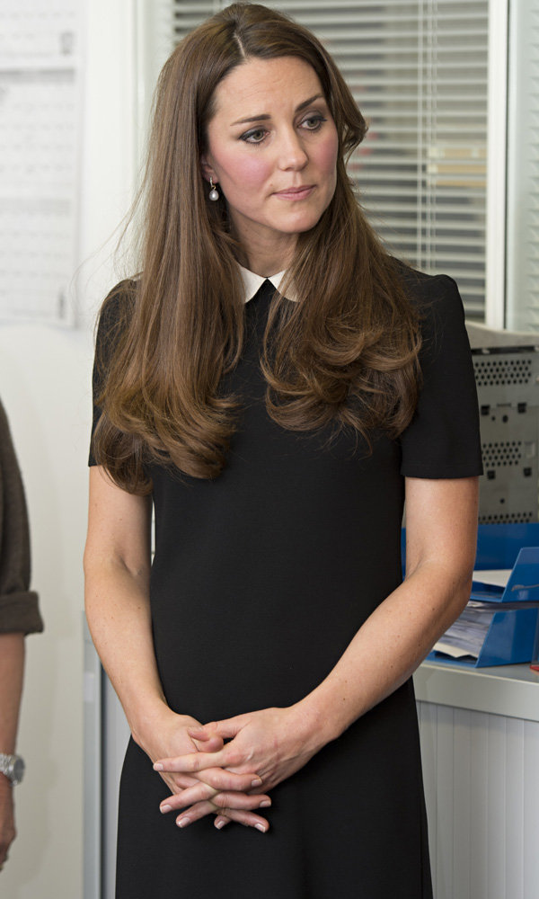 Kate Middleton's pre-birth antiques shopping spree