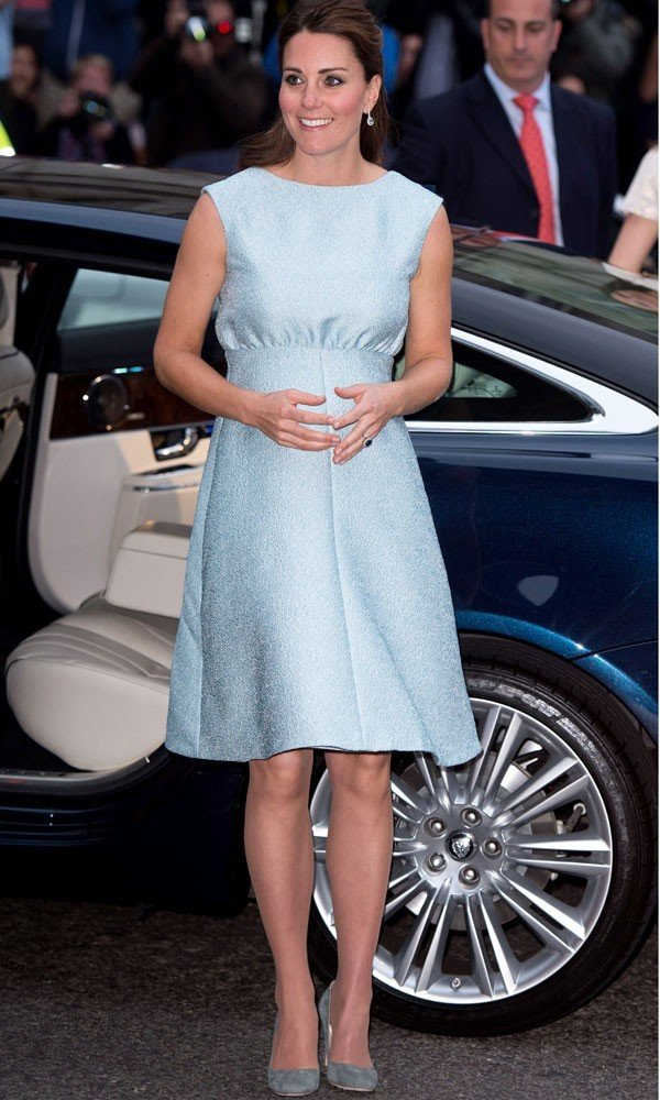 Kate Middleton to show off wedding guest style before birth?