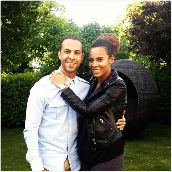 Date Night: Marvin and Rochelle Humes have first outing since birth of Alaia-Mai
