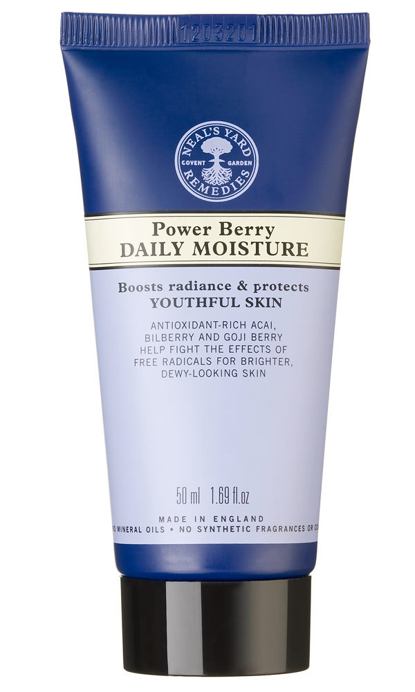 Don't miss your free exclusive Neal's Yard Power Berry Daily Moisturiser with InStyle!
