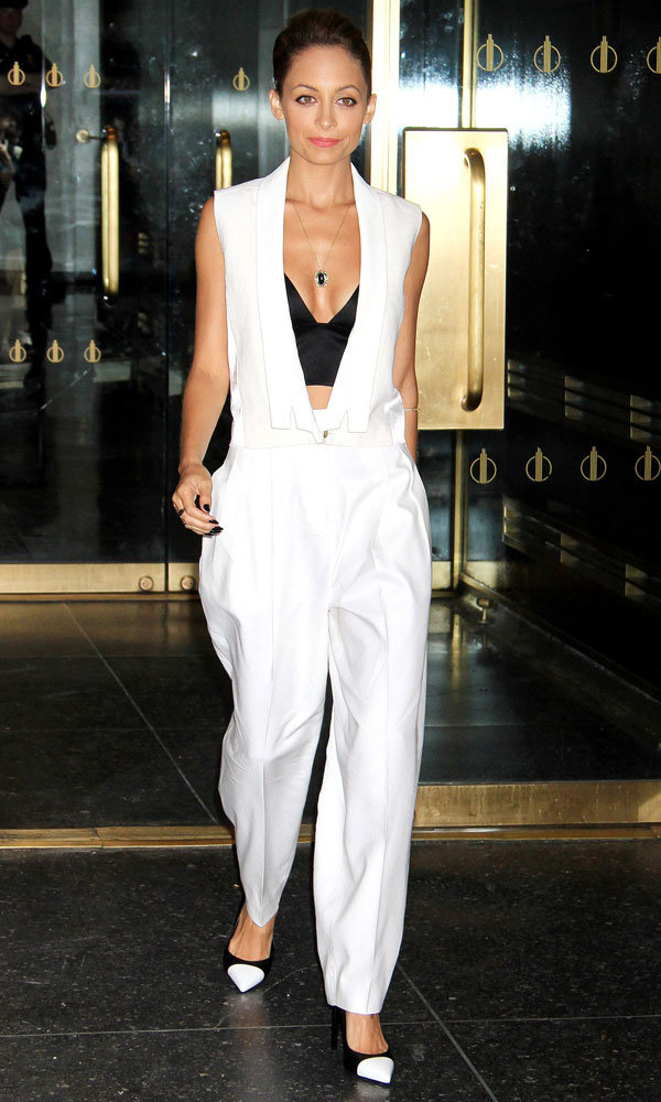 Nicole Richie shows us how to work Spring Summer 2013's hottest trends