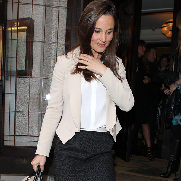 Pippa Middleton builds her empire