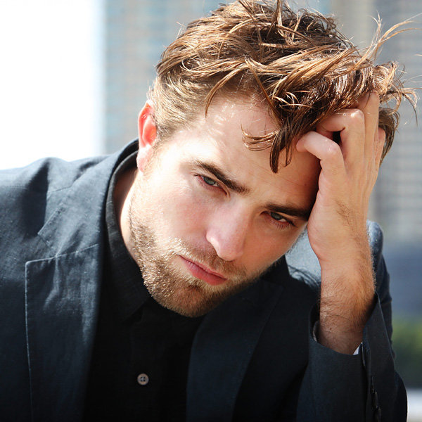 Robert Pattinson is officially the new face of Dior homme fragrance
