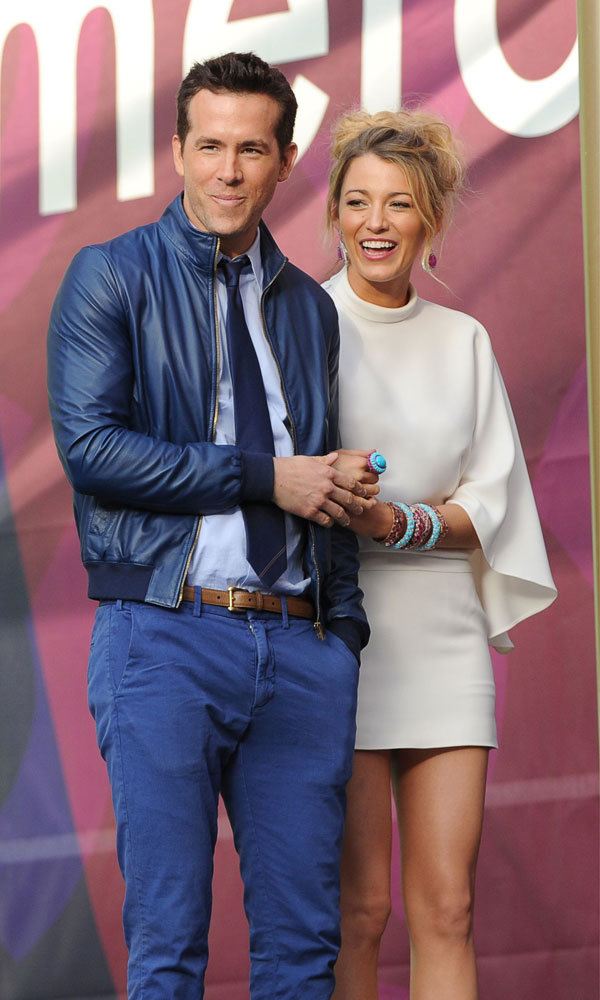 Who wears the trousers? Ryan Reynolds reveals all about his fashion style