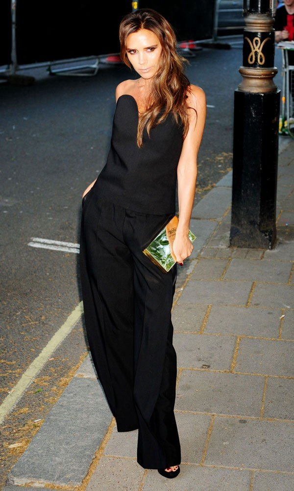 Victoria Beckham style-snaps InStyle cover girl Rebecca Hall