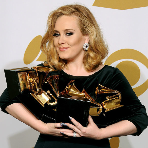 Adele beats One Direction to the top spot! Find out why…