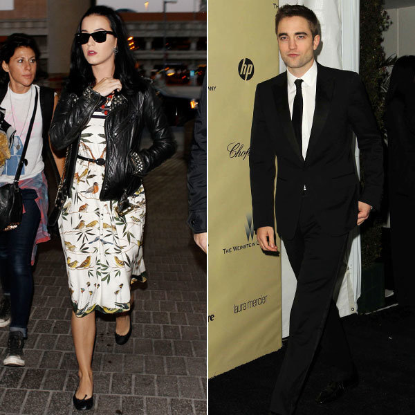 Katy Perry and Robert Pattinson bond over Bjork!