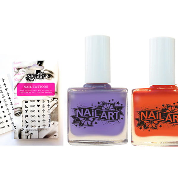 WIN nail goodies in our #InStyleVIP Twitter giveaway!