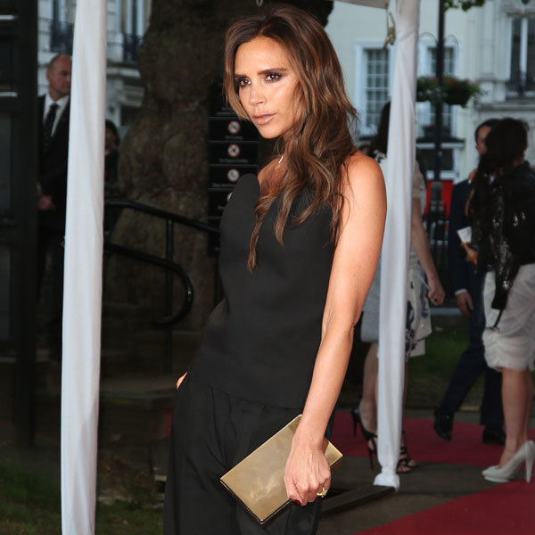 Victoria Beckham chats about her Autumn Winter 2013 collection!