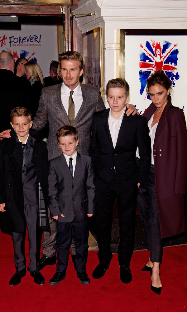 David and Victoria Beckham set to buy £50million family home in London?