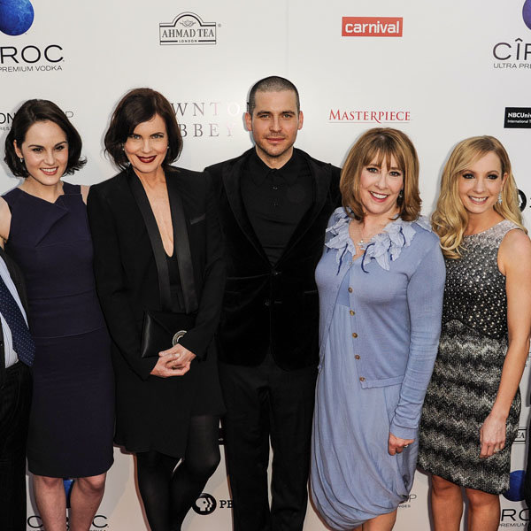 Downtown Abbey leads the way at Emmy nominations