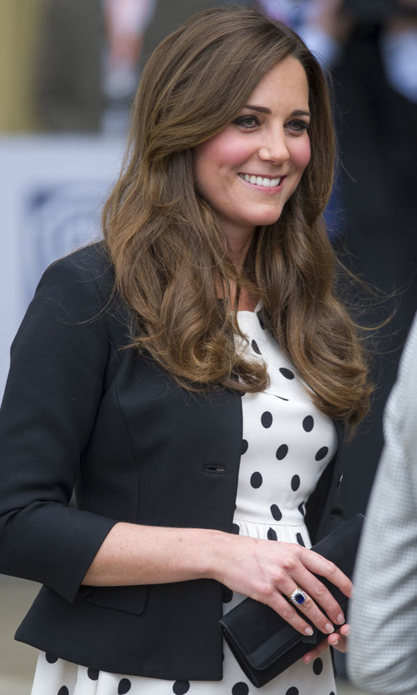Kate Middleton has a new hairdresser…