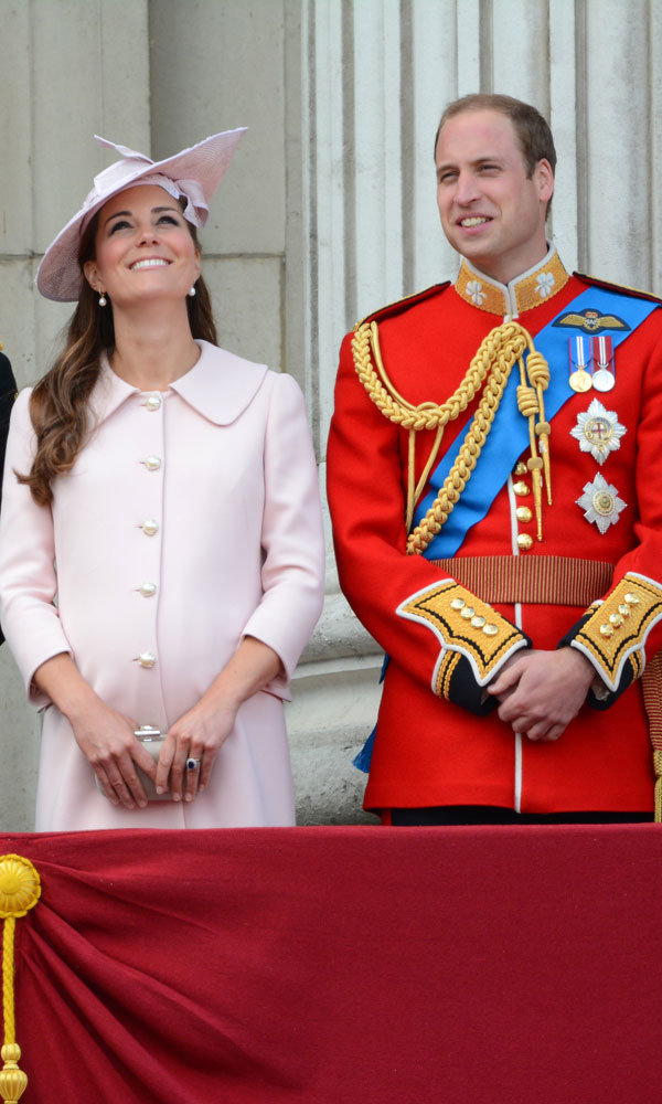 Prince William and Kate Middleton's Royal baby world plans revealed!