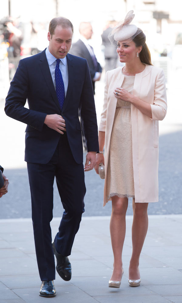 Kate Middleton and Prince William have helicopter on stand-by for Royal birth