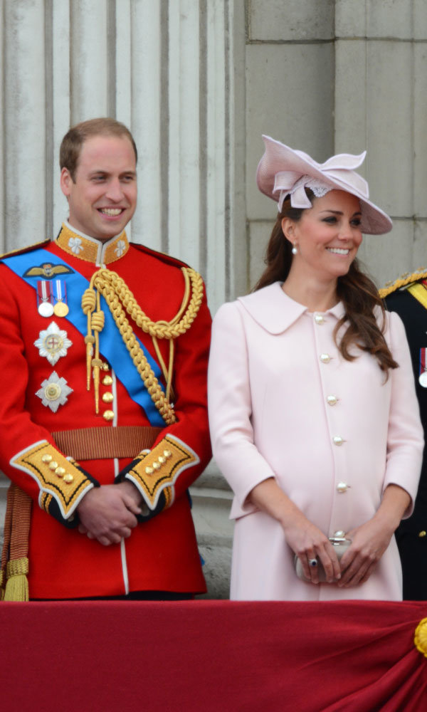 Kate Middleton's Royal baby to be a Leo?