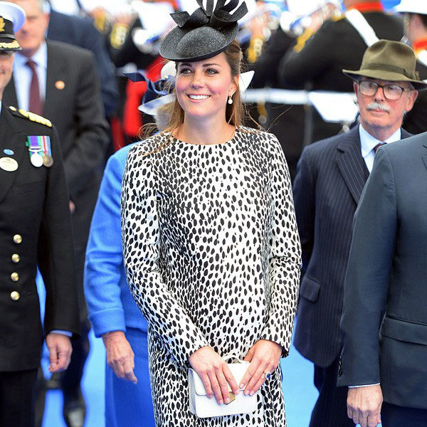 Kate Middleton 'nervous' As Royal Baby Due Date Draws